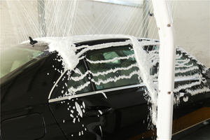 Automatic Car Cleaning & Drying Machine