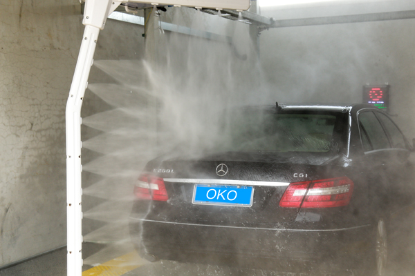 360 Automatic Car Wash System Price