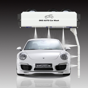 Touchless Car Wash Machine Price