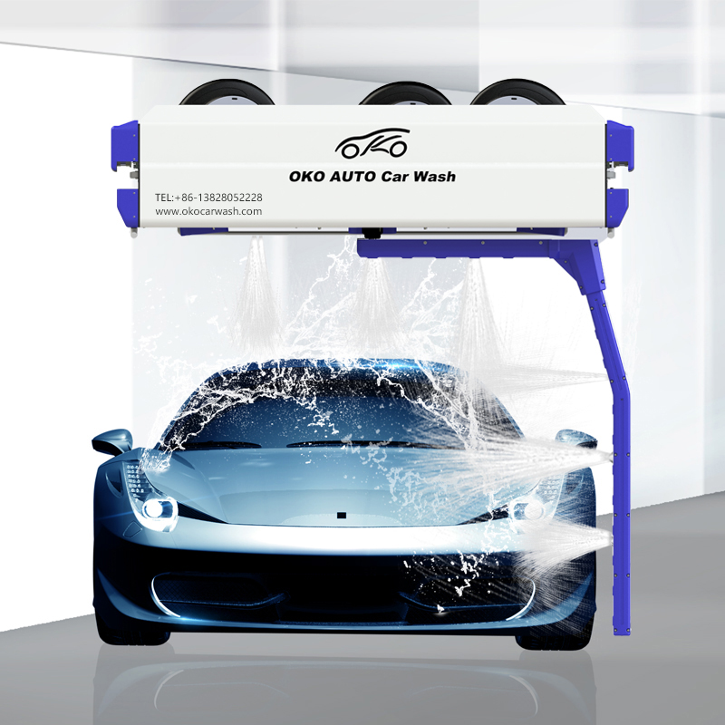 Car Wash Machine Manufacturers