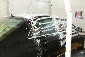 Automatic Car Wash Robot