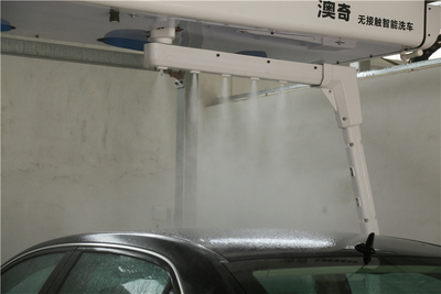 Automatic Car Wash Tunnel