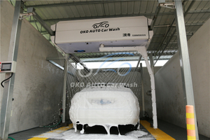Automatic Car Wash Franchise Opportunities